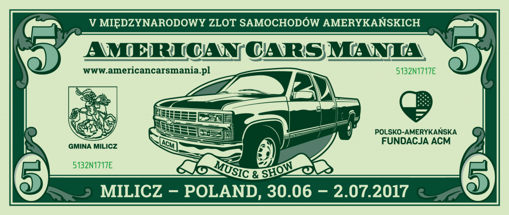 American Cars Mania 2017 , Milicz