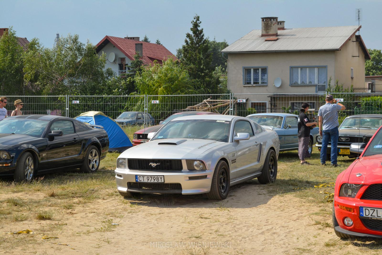 American Cars Mania 2016 , Milicz, Foto Mirosław Wiśniewski