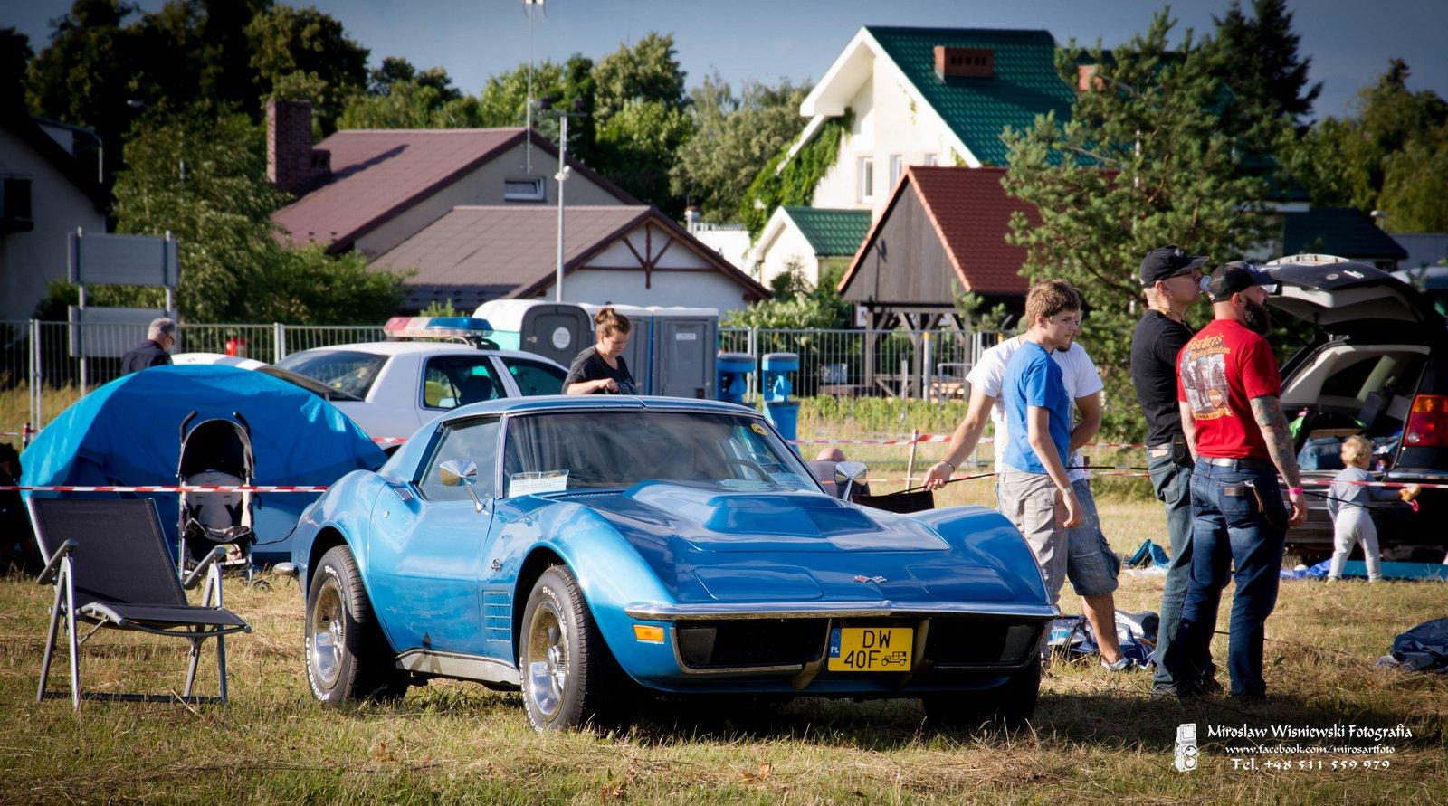 American Cars Mania 2018 , Milicz, Foto Mirosław Wiśniewski