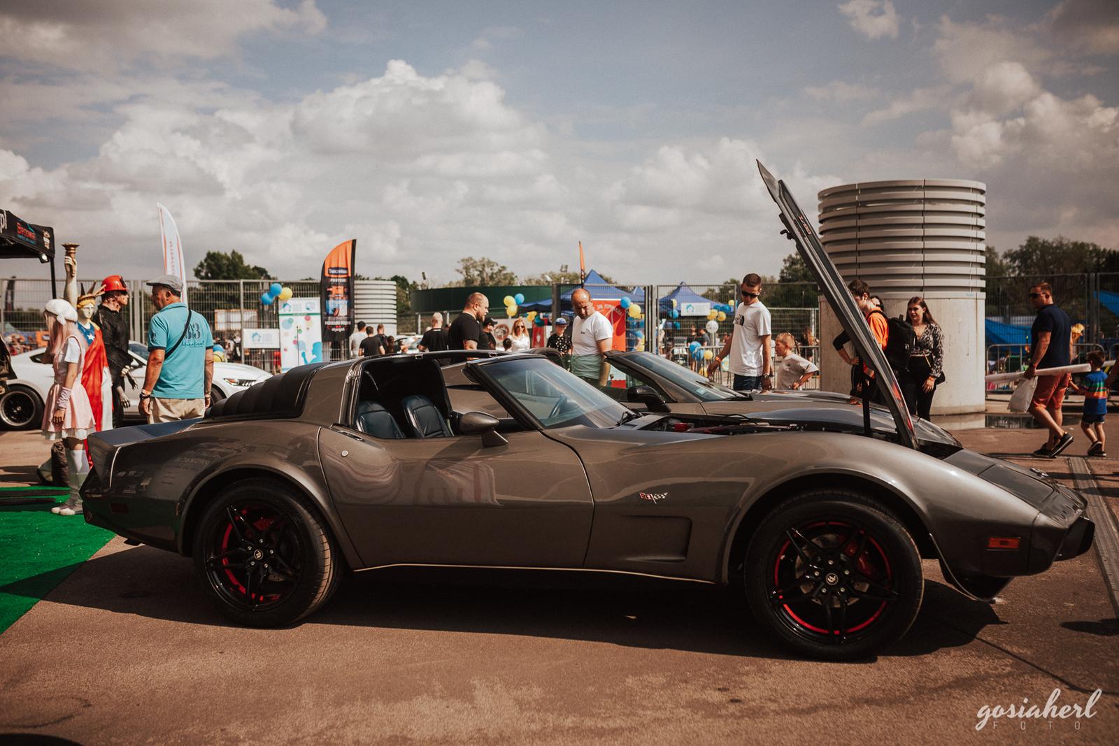American Cars Mania 2021, ACM, Stadion Wrosław