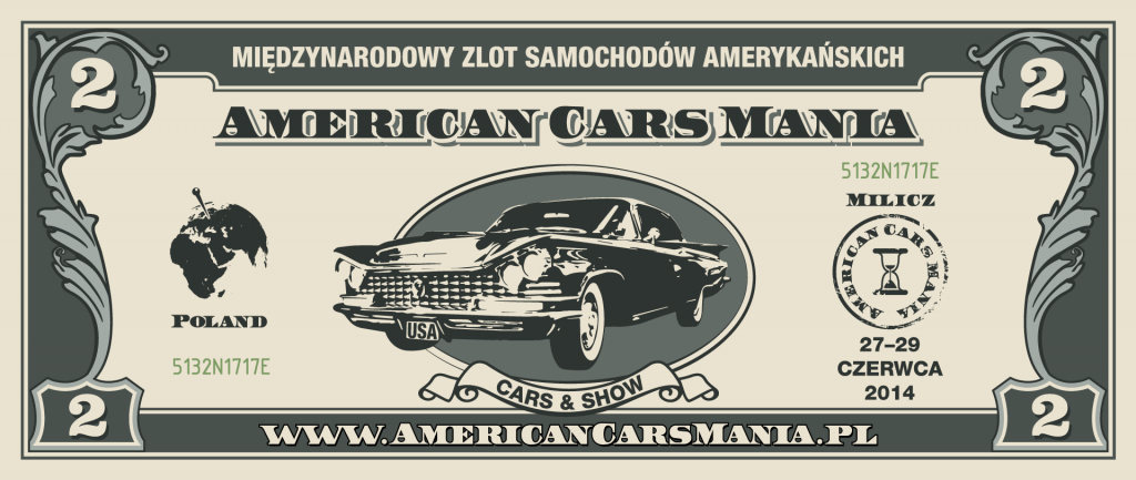 American Cars Mania 2014 , Milicz
