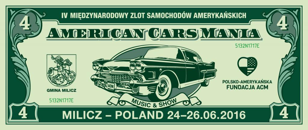 American Cars Mania 2016 , Milicz