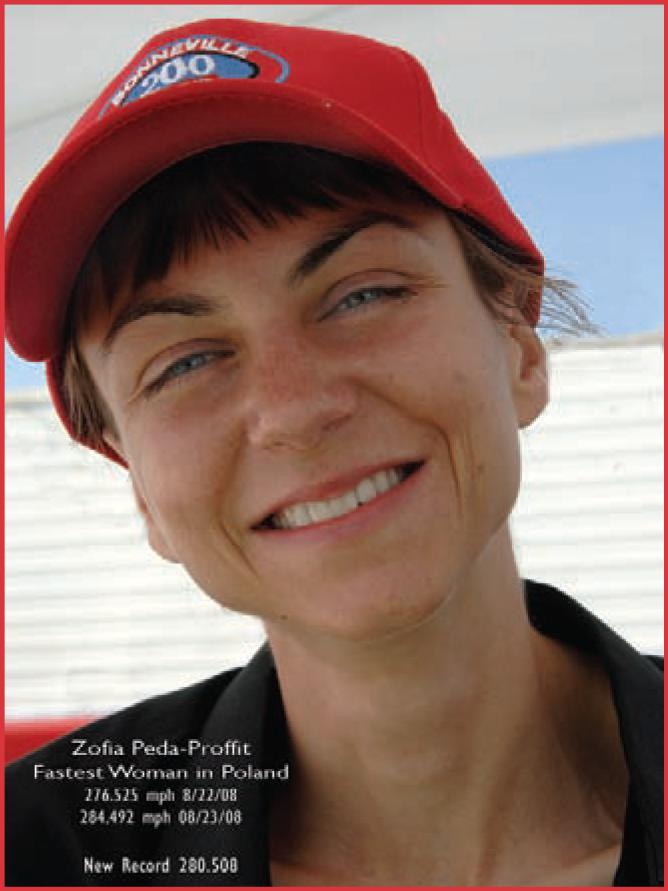 Zofia Peda-Proffit , American Cars Mania 2021